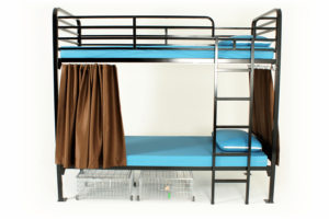hostel bunk bed safety