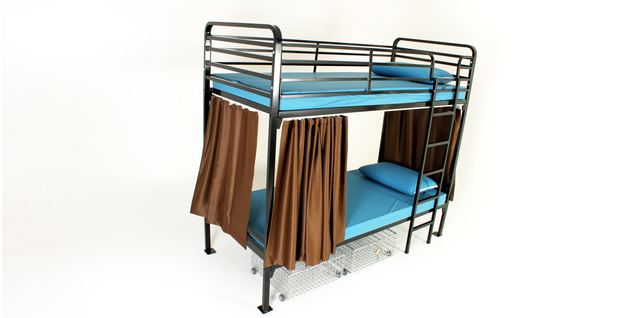 Triple bunk beds for adults - None