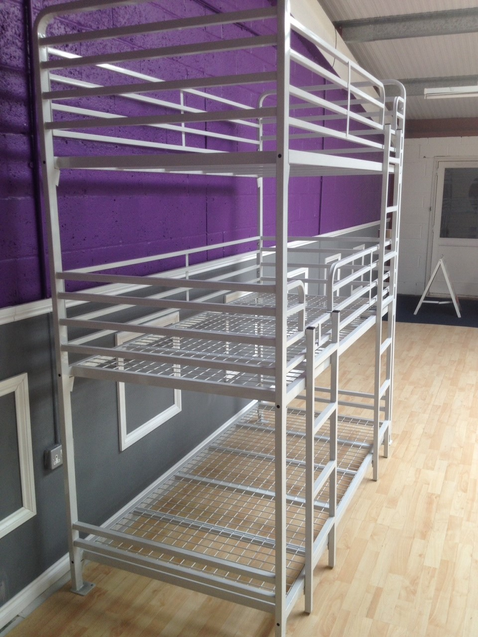 Sleep In Dormitory Bunk Beds For Holidays On A Budget