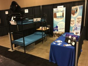 CCCA - Trade Show - Adult Bunk Bed