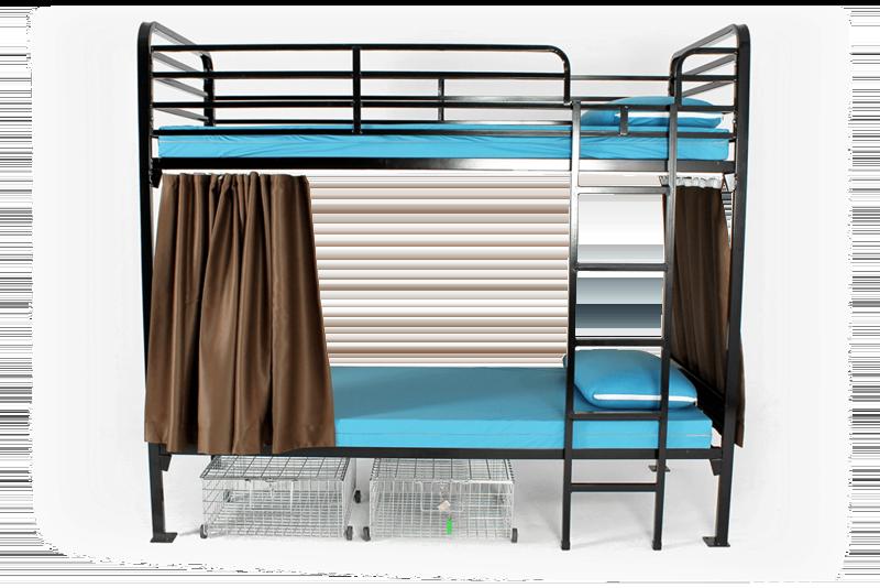 Heavy Duty Metal Bunk Beds