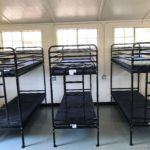 Bed Bug Resistant Metal Bunk Beds (Single over Single)