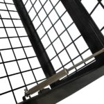 Metal Under Bed Storage Lockers Hydraulic Stystem