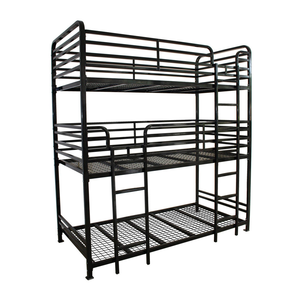 Dallas Triple Bunk Bed