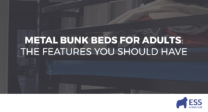 Metal Bunk Beds for Adults: The Features You Should Have
