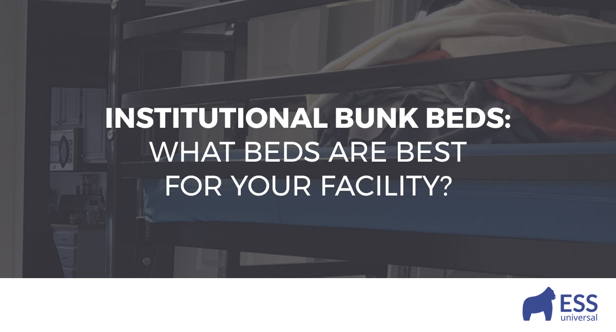 Institutional Bunk Beds What Beds Are Best For Your Facility
