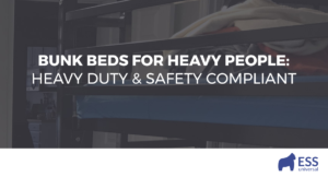 Bunk Beds for Heavy People: Heavy Duty & Safety Compliant