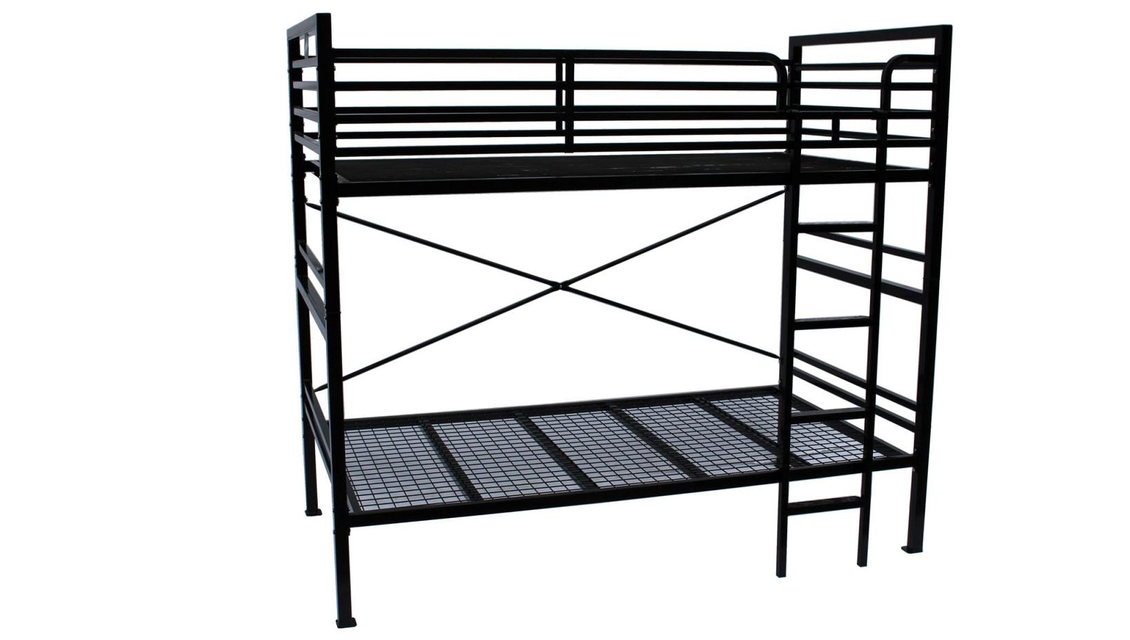 Missouri Detachable Single over Single Bunk Bed