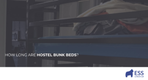 How Long Are Hostel Bunk Beds?