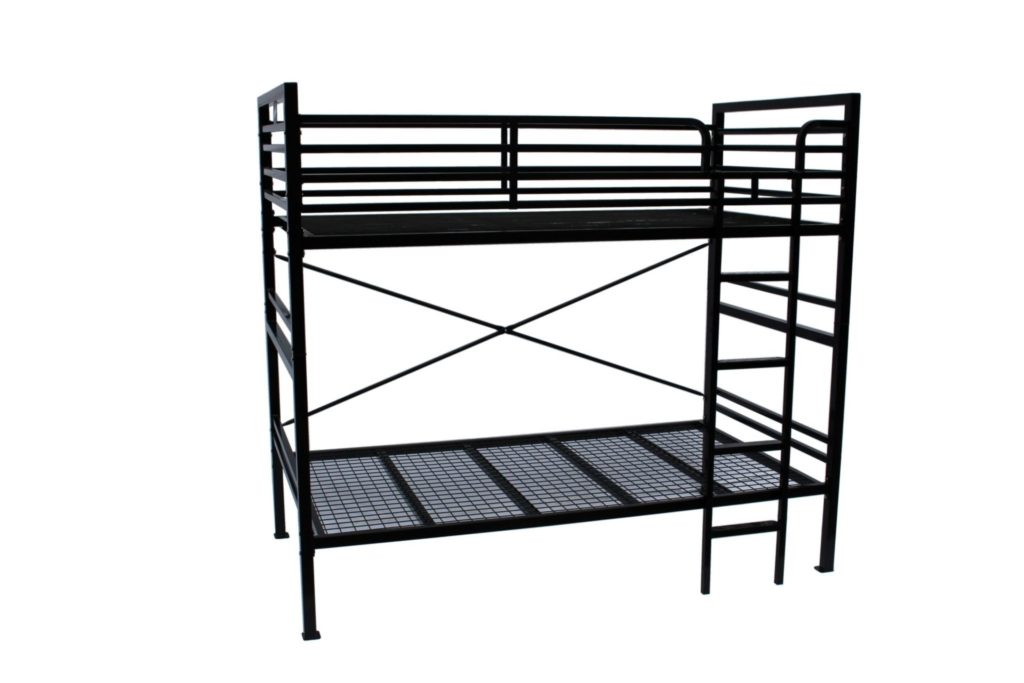 Missouri Detachable Single Over Single Bunk Bed