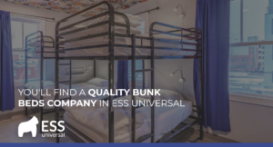 You'll Find a Quality Bunk Beds Company in ESS Universal