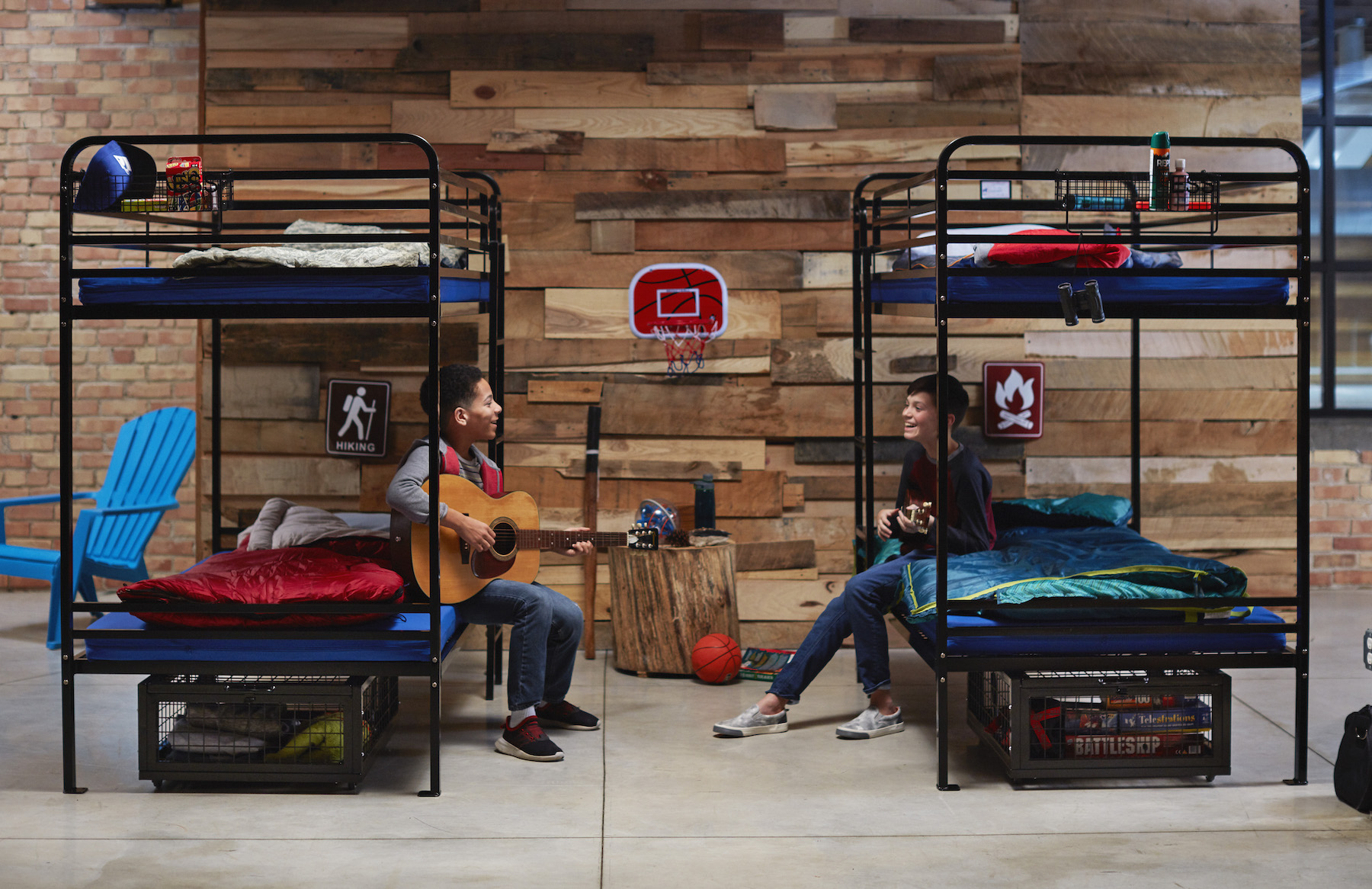 Bunk Beds for Camps