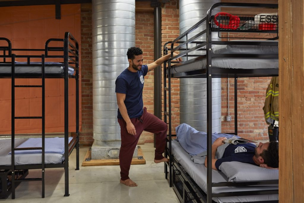 Fire Department Beds (Heavy Duty Bunk Beds)