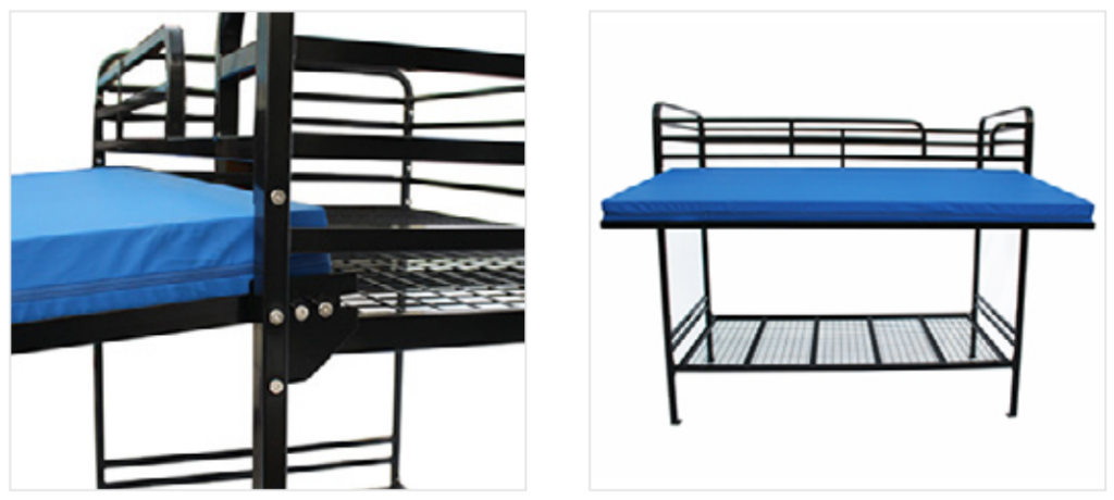 What's the Best Way to Change Sheets on a Bunk Bed? ESS' Wonder Tray!