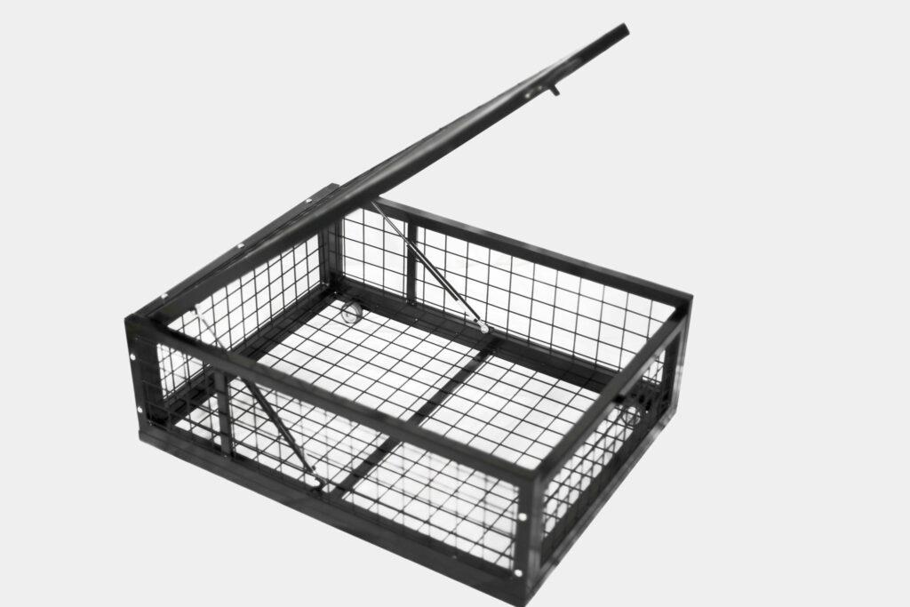 Heavy Duty Industrial Metal Under Bed Storage Locker
