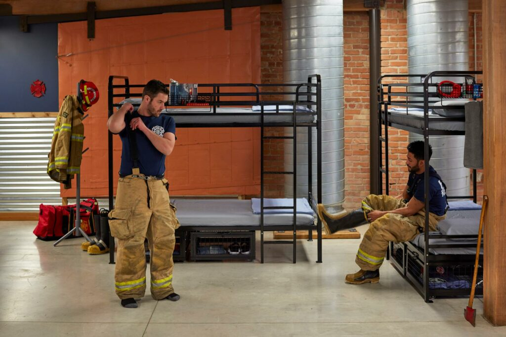 Fire Station Mattresses and Bunks