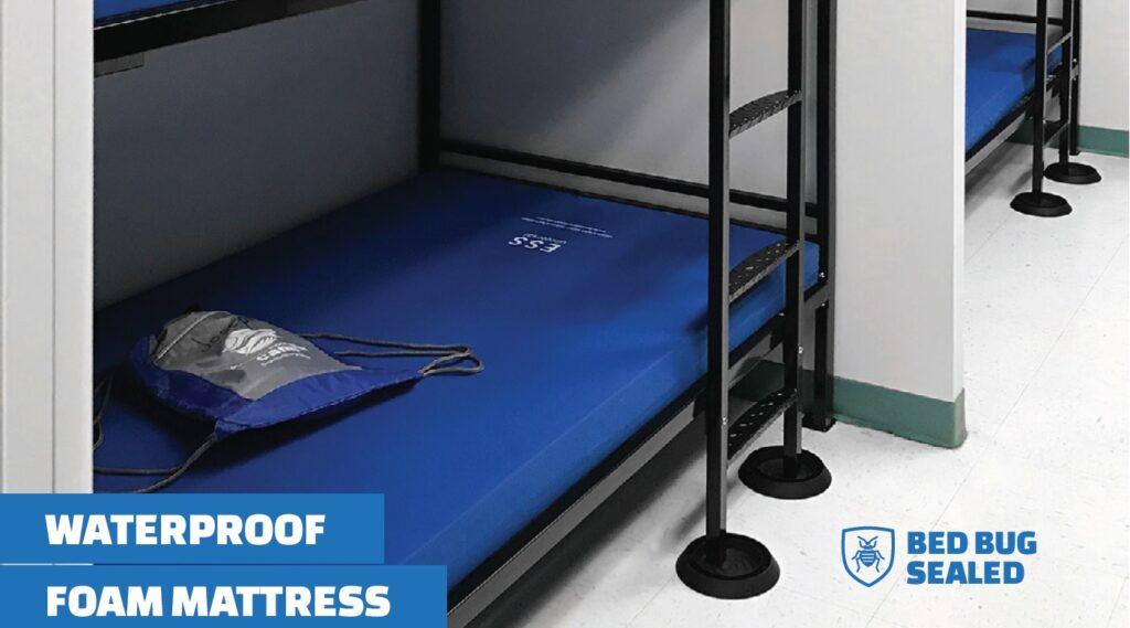 Mattresses for Homeless Shelters