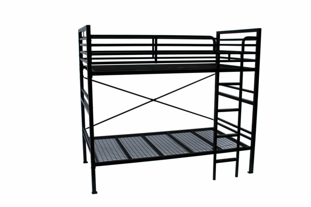 Heavy Duty Metal Bunk Beds That Separate Into Single Beds